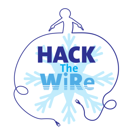 Logo hack the wire